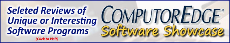 ComputorEdge Software Showcase